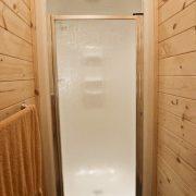 Tamarack Ridge shower