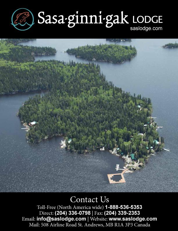 Sasa-Ginni-Gak Lodge 2017 Brochure