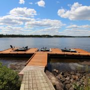 Hillcrest Cabin New Dock and Boats