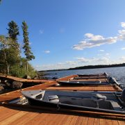 Master Angler Cabin New Finger Dock and New Boats