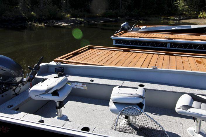 New 16' Alumacraft Boats