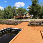 Edgewater Cabin New Dock and Boats