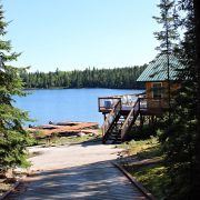 Tamarack Ridge Cabin New Boats and Dock