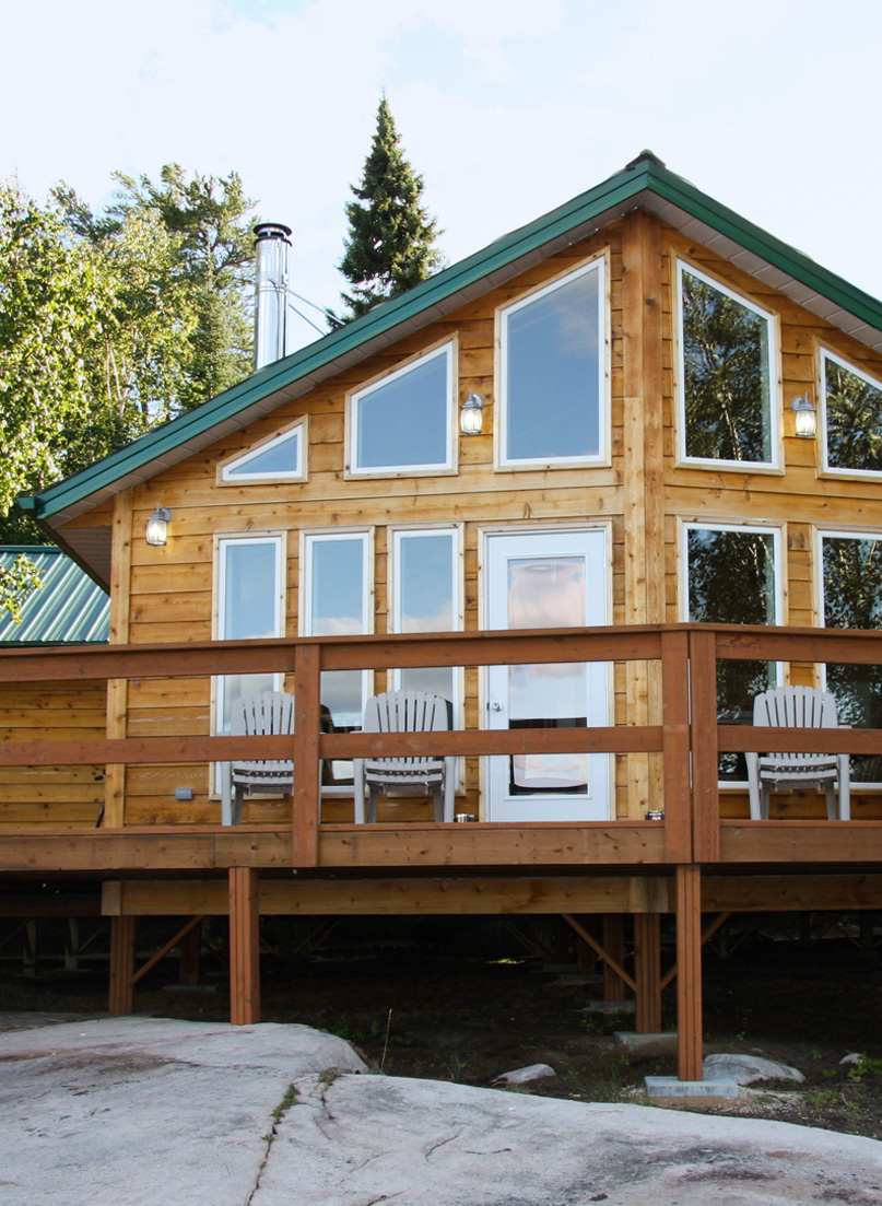 Sasa-Ginni-Gak Cabins + Outcamps