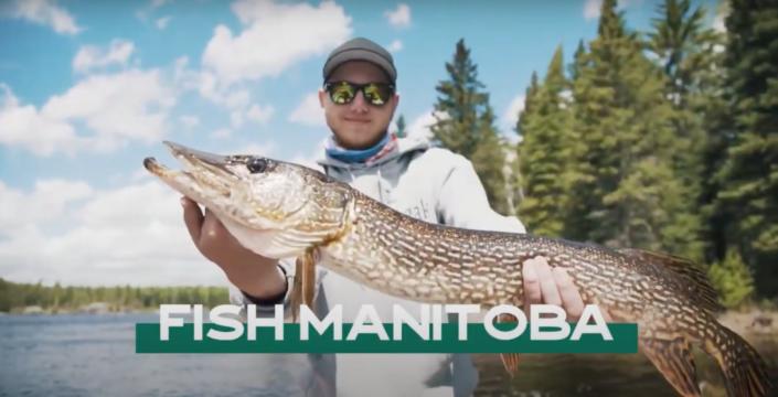 fishing for huge northern pike